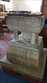 Image for Baptism Font - St Mary - Dinton, Wiltshire