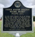 Image for Fourth Aviation Squadron Historic District - Maxwell AFB, AL