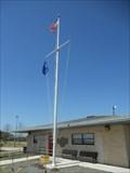 Image for Fire Station 39 Nautical Flagpole - Jacksonville, FL