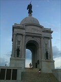 Image for Pennsylvania State Monument Lookout Tower - Gettysburg, PA