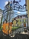 Image for Chateau Gate - Stráž nad Nežárkou, Czech Republic