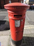 Image for Victorian Post Box - Queen's Club Gardens, London, UK