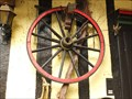 Image for 12 Spoke wooden wheel at Altes Haus - Lahnstein, RLP, Germany