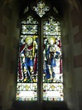 Image for Memorial Window, St John the Baptist, Mamble, Worcestershire, England