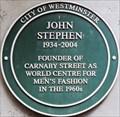 Image for John Stephen - Carnaby Street, London, UK