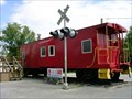 Image for Rockwood Caboose ~ Rockwood Tennessee