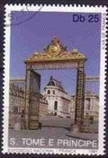 Image for Gates of Versailles- Versailles, France