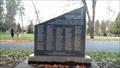 Image for Multi-War Peace Memorial - Riverside Park - Grants Pass, OR