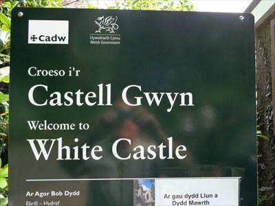 veritas vita visited White Castle - Abergavenny, Wales.