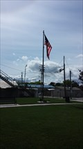 Image for Town Square Memorial Flag - Williams, CA