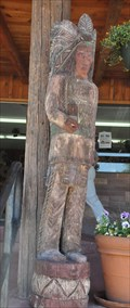 Image for Twin Rocks Trading Post Cigar Store Indian #2