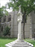 Image for Sundial on Princeton University Campus