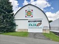 Image for County Fair barn quilt - McHenry, Maryland