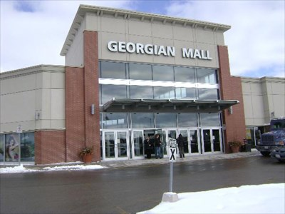 Georgian Mall, Ontario, Canada