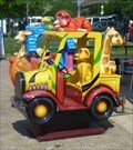 Image for Safari Car, Playland Park, Stourport-on-Severn, Worcestershire, England