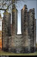 Image for Ruin of unfinished Gothic church / Nedokoncený gotický chrám - Panenský Týnec (North-West Bohemia)