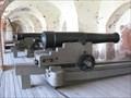 Image for Casemate Parrott Rifle #3 - Ft Pulaski National Monument