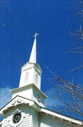 Image for New Hope Baptist Church Steeple  - New Hope, MO