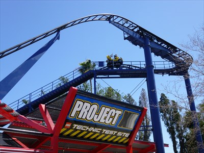 Project X Lego Technic Legoland Florida Lake Wales Roller Coasters On Waymarking