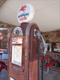 Image for Mobilgas Pumps - Cool Springs - Golden Valley, Arizona, USA.