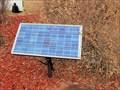 Image for NREL Solar Panel Fountain - Lakewood, CO