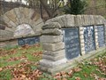Image for H. C. Ostermann / Ideal Section / Sauk Trail Memorial - Dyer, IN