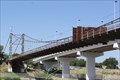 Image for Roma-Miguel Aleman Suspension Bridge -- Roma TX