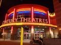 Image for Century Theatre - Artistic Neon Lights - Albuquerque, New Mexico. USA.