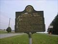 Image for Original Site of Adairsville - 1830.
