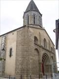 Image for Eglise St Jacques de Moutiersles Mauxfaits, France
