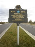 Image for Sacramento Valley National Cemetery Blue Star Plaque - Dixon, CA