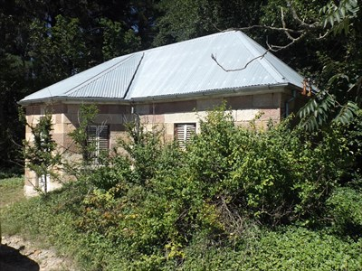 Another view this restored cottage in the blue Mountains.