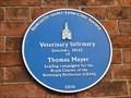 Image for Thomas Mayer - Newcastle-under-Lyme, Staffordshire, UK.