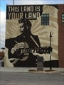 Image for Woody Guthrie Center Mural - Tulsa, OK, US