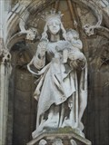 Image for Mary, mother of Jesus at Onze-Lieve-Vrouwebasiliek (Tongern), Limburg - Belgium
