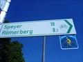 Image for EV15 von Karlsruhe nach Speyer - Germersheim, Germany