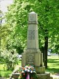 Image for World War Memorial - Praha-Dubec, Czech Republic