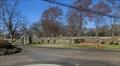 Image for Memorial Park Cemetery - Memphis, TN