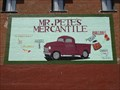 Image for Mr. Pete's Mercantile Mural - Collinsville, TX
