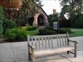 Image for Reverend Canon Allen S. Bolinger Bench - Haddonfield, NJ