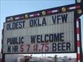 Image for OLDEST - VFW in Oklahoma - El Reno, OK