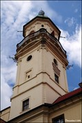 Image for The Astronomical Tower of Clementinum / Astronomická vež Klementina (Prague)