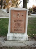 Image for The First Public and Official Endorsement of Abraham Lincoln - Mansfield, OH