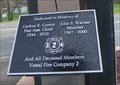 Image for Fireman's Memorial - Vestal Center, NY