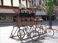 Image for Train and Trestle Bridge Bike Rack - Reno, NV