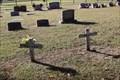 Image for Essary Babies -- Morrow Chapel Cemetery, Ola TX