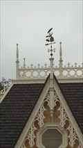 Image for Mary Poppins Weathervane - Disneyland - Anaheim, CA