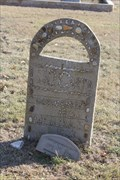 Image for J. D. Carta -- Cedar Hill Cemetery, Ozona TX