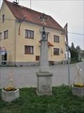 Image for Christian Cross - Zabori, Czech Republic