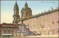 Image for Lesser Town Square and the Church of St. Nicholas - Prague, Czech Republic